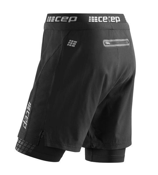 CEP Training 2 In 1 Shorts men